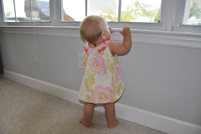 Oh Snap! Snappy Baby Dress