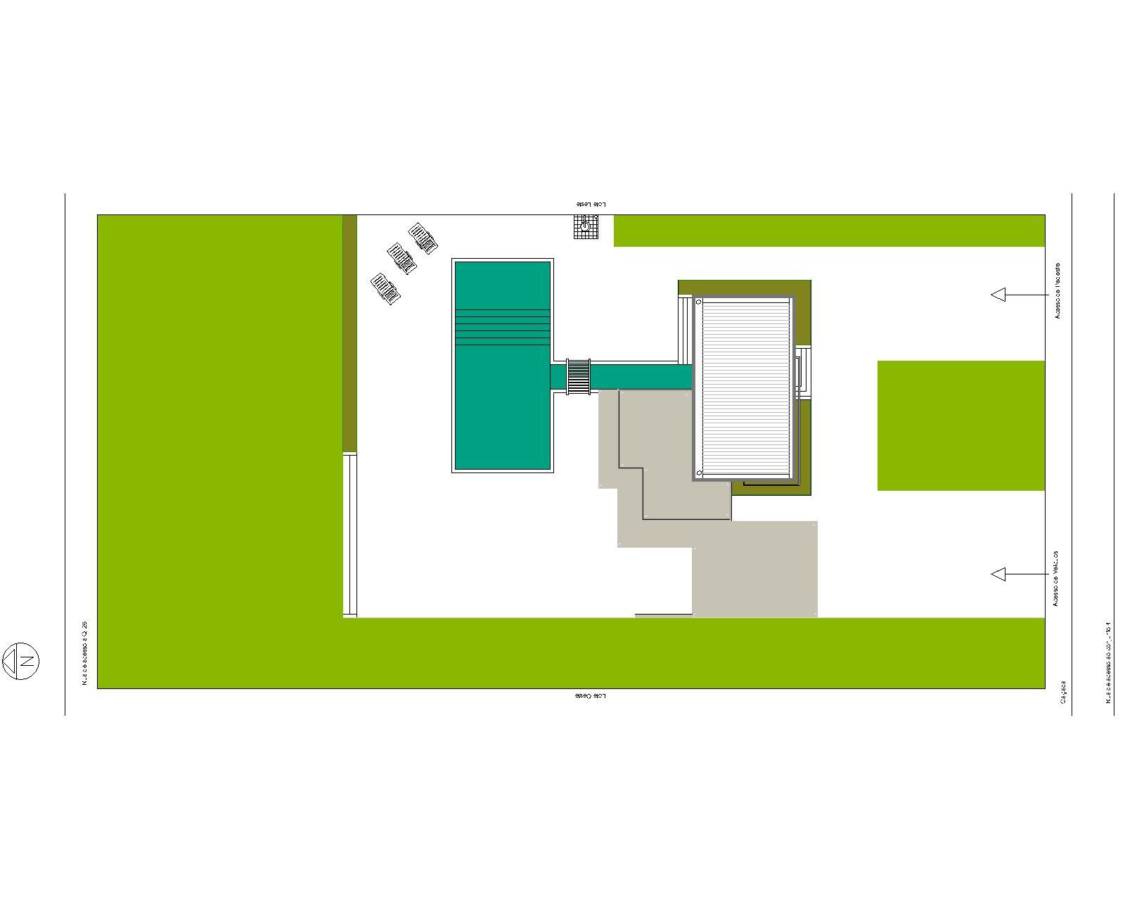 estudando ARQUITETURA!!: Casa Andrade  60m² #8AB800 1600 1280