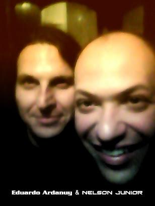 Nelson Junior & Eduardo Ardanuy