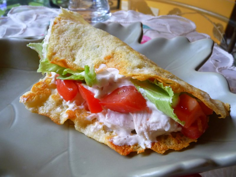 SPLENDID LOW-CARBING BY JENNIFER ELOFF: CHICKEN TACOS AND BEEF TACOS