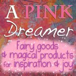 a pink dreamer's etsy shop