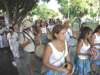 Maracatu Eco da Sapopema