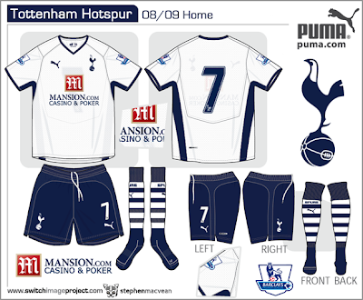 Stephen Macvean started these weeks with Tottenham Hotspurs