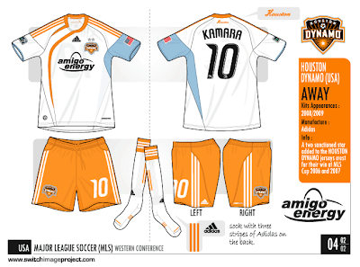 The Houston Dynamo shirt design is with the combination of orange and light  blue. The home shirt has an orange base colour with a ... 2e30de4ba
