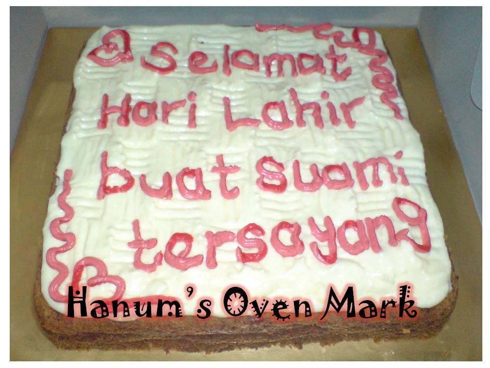 Azhar Birthday Cake
