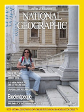 Me ficharon para el National Geographic