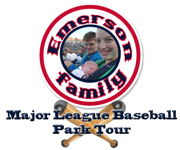 Emerson Family MLB Park Tour