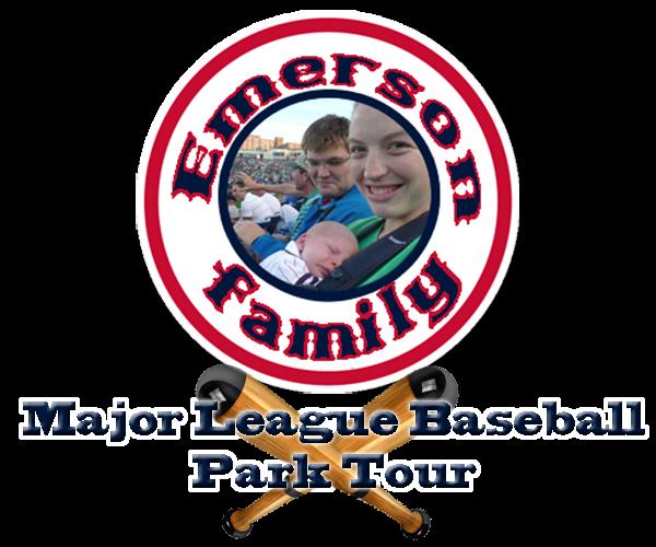 Emerson Family MLB Park Tour