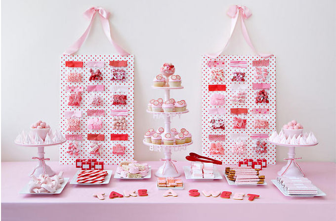 Valentine Wedding Decoration Ideas