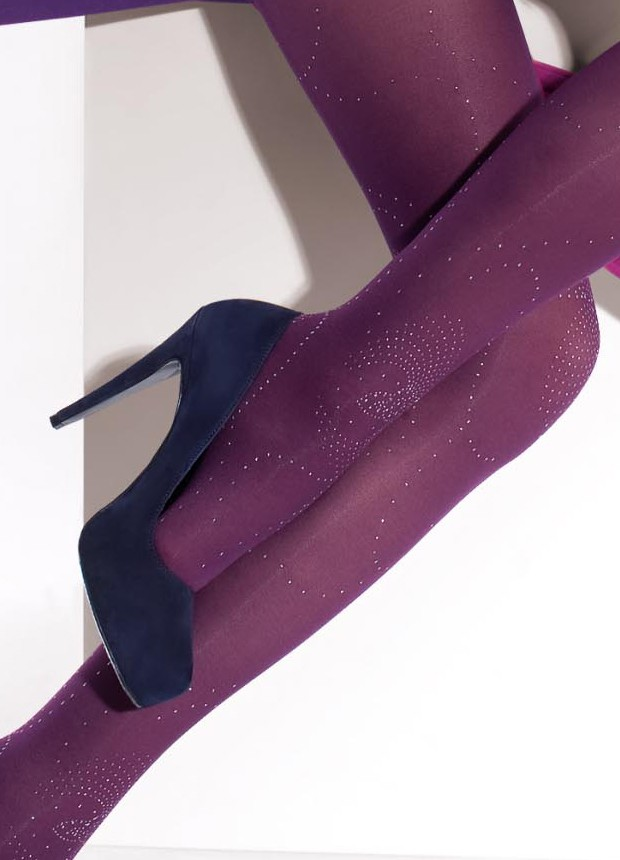 patterned tights outfits. Patterned Tights with the