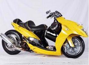 Yamaha Mio dan Honda Vario