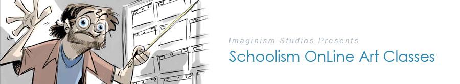 Schoolism Online Art Classes