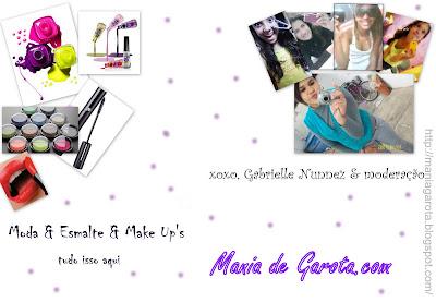 Mania de Garota.com