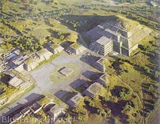Piramida Teotihuacan