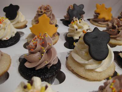 thanksgiving cupcake
