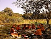 Monges da Ánanda Márga