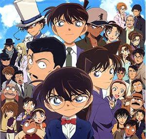 Detective Conan   Manga