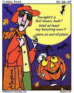 maxine and halloween - Halloween Humor Jokes