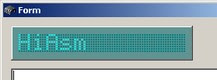 Визуальные компоненты ActiveX