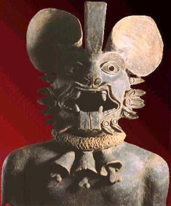 El culto al dios Murciélago