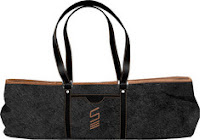 Scully Leather Yoga Bag Suede