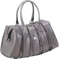 Diane von Furstenberg Sexy Metal 19 Carry On Satchel
