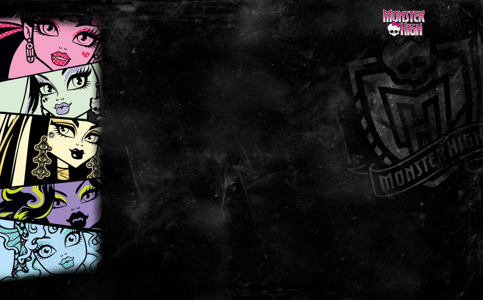 monster high: fondos de pantalla