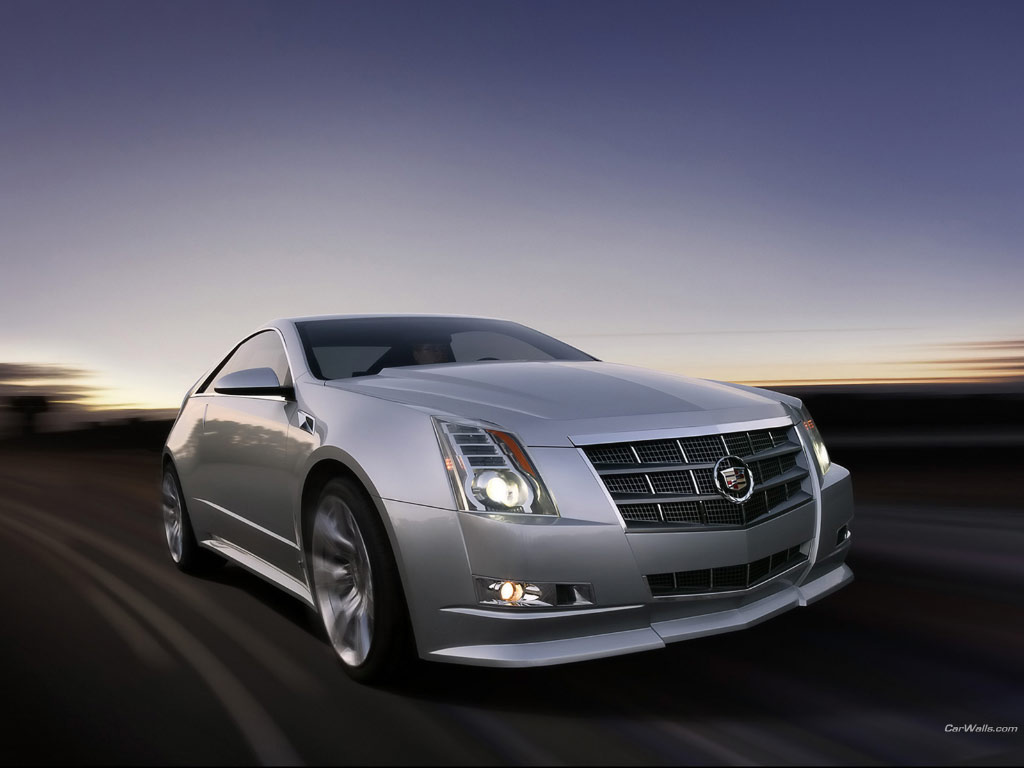 The Amazing Of Cadillac CTS Coupe