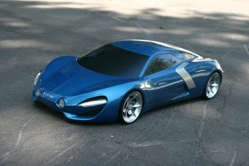 hottest cars the amazing of renault alpine 2010. Black Bedroom Furniture Sets. Home Design Ideas