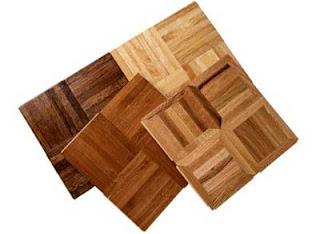 Essenze del pavimento in legno