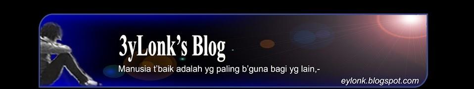 3yLonk's Blog