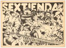 1º POSTER SEXTIENDA 1981