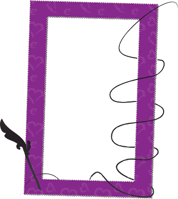http://wicksdollarstore.blogspot.com/2009/08/purple-hearts-photo-frame.html