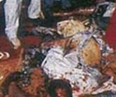 Rajiv gandhi assassination Photos