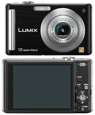 Panasonic Lumix DMC FS25 Digital Camera Review
