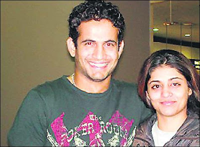 Irfan Pathan & Girlfriend Shivangi Dev Marriage Rumor