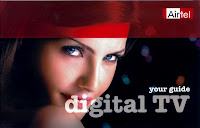 Airtel Digital TV Website, Packages & review
