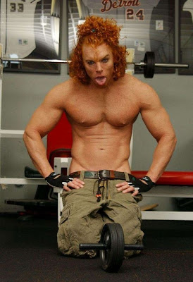 Carrot Top Plastic Surgery Before after Photos