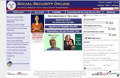 Social security office ssa locations at - Local social security administration office ...