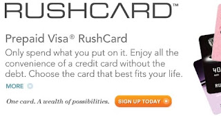 Rush Card Account Login - RushCard.com review