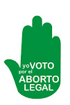 Dej tu firma en apoyo al Aborto legal en Argentina