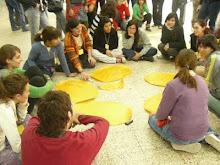 Cabildo abierto de juego y cultura - Reflexión en uno de los talleres