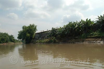 Pembuangan dan Sumber Limbah Sungai Bengawan Solo