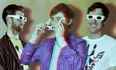 TEST YOUR 3D GLASSES