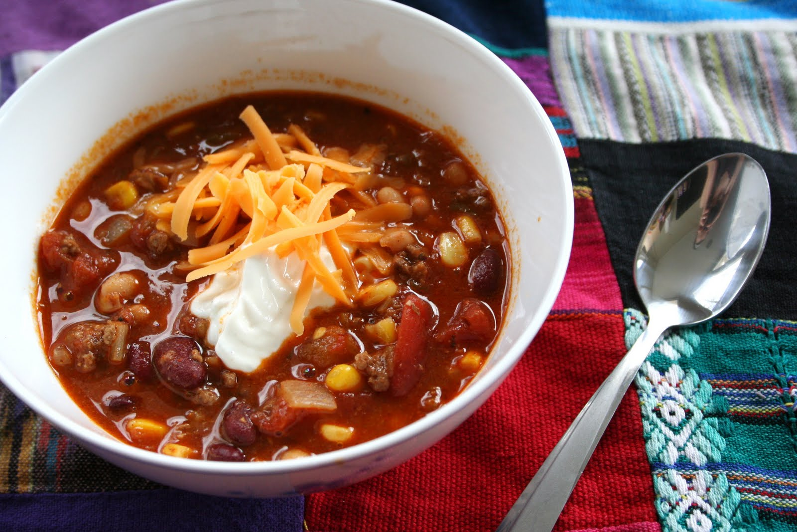 Meal Planning 101: Taco Soup