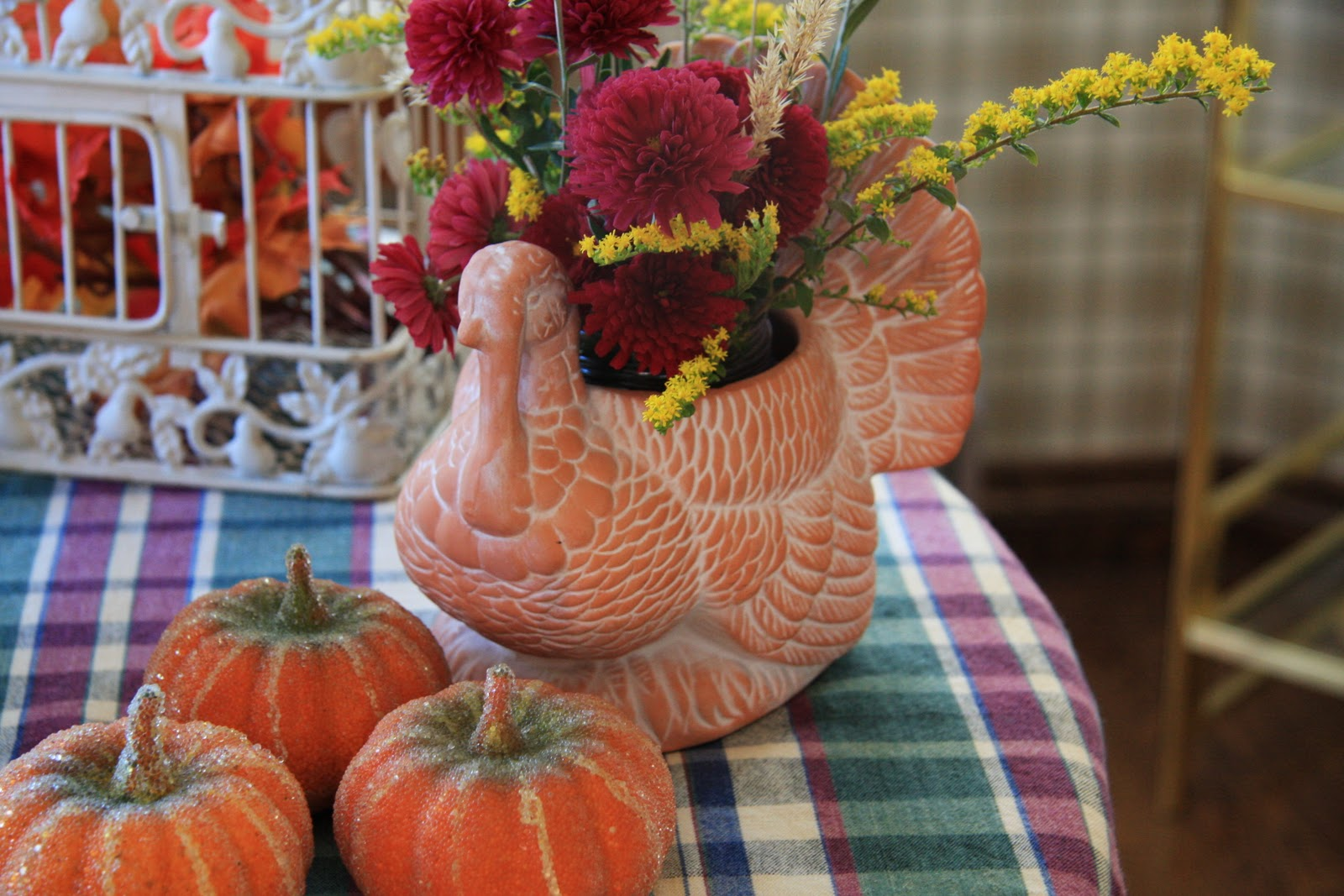 Decorating Ideas > Lavender Cottage Tea With Friends  A Thanksgiving Tea  ~ 071532_Thanksgiving Decorations Walmart