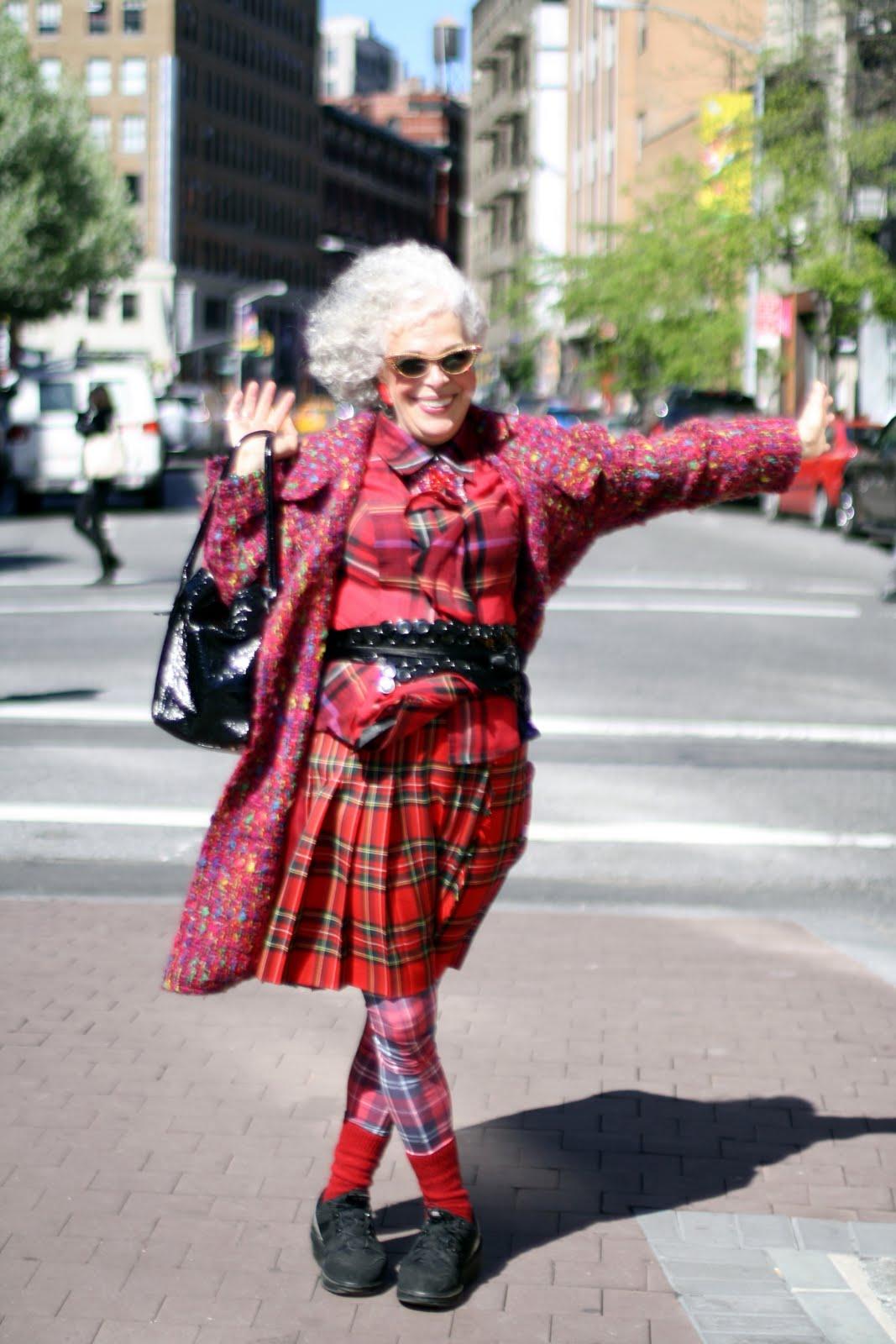 Фото старых модных бабушек 21 фотография