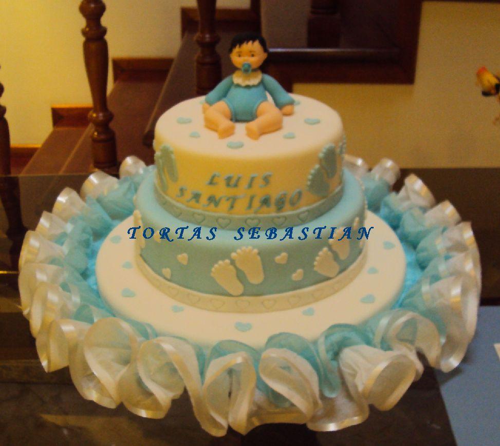 TORTAS SEBASTIAN: Tortas Baby Shower