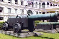 Phaya Tani cannon