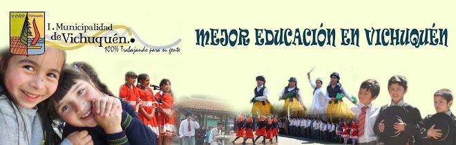 Vichuquén + Educación